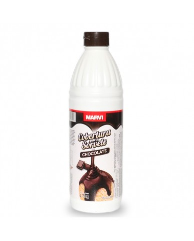 Cobertura Chocolate 1,3kg Marvi Gf
